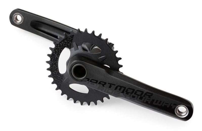 Dartmoor Tribe Forged Crankset
