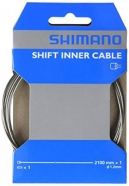 Shimano - Stainless Shift Cable, 2100mm