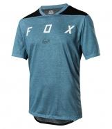 FOX - Indicator Mash Camo Slate Blue Jersey