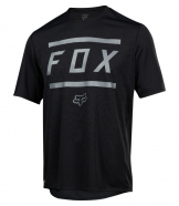 FOX - Ranger Bars Black Jersey