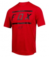 FOX - Ranger Bars Bright Red Jersey