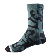 "FOX - 8"" Women's Print Trail Socks"
