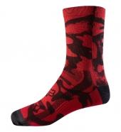 "FOX - 8"" Print Sock"
