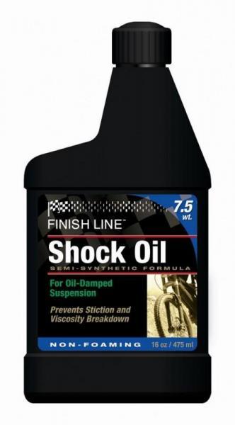 Finish Line Shock Oil Suspension Fluid