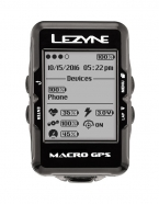 Lezyne - Macro GPS Cycling Computer