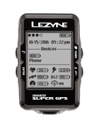 Lezyne - Super GPS Cycling Computer