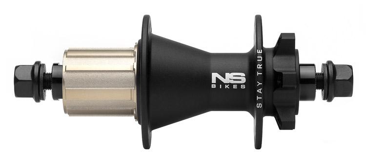 NS Bikes Rotary Cassette 135x10 Rear Hub