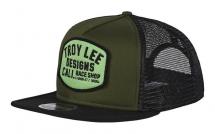 Troy Lee Designs Blockworks Snapback Hat