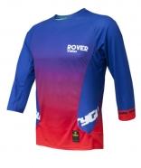 TYGU - ROVER Rainbow 3/4 sleeve Jersey