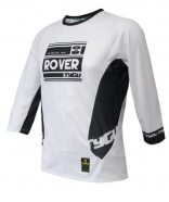 TYGU - ROVER Black-White 3/4 sleeve