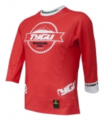 TYGU - ROVER Red 3/4 sleeve Jersey