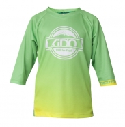 TYGU - KIDO Yellow-Green Jersey
